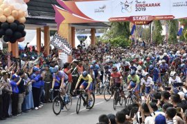 "Pemprov akan evaluasi pelaksanaan ""Tour de Singkarak"" etape Kerinci-Sungaipenuh"