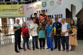 Tinju persembahkan emas terakhir Jambi di Porwil Sumatera