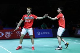 Semifinal Fuzhou China Open,  Minions jumpa Rankireddy/Shetty