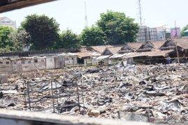 Kerugian kebakaran Pasar Ngunut capai Rp50 miliar lebih