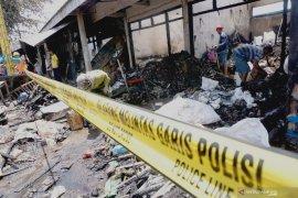Pasar Ngunut terbakar, ratusan pedagang akan direlokasi