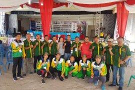 KONI Medan apresiasi perjuangan atlet di Porwil Sumatera 2019