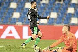 Hasil Liga Italia: Sassuolo taklukkan Bologna untuk tinggalkan papan bawah