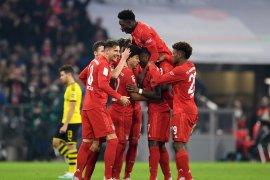 Hasil Liga Jerman: Bayern hantam Dortmund 4-0 pada Der Klassiker