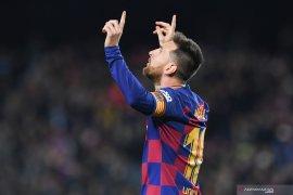 Valverde: Sulit  tidak bergantung kepada Messi