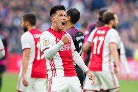 Liga Belanda, Ajax hantam Utrecht empat gol tanpa balas