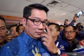 Masuk bursa pilpres Nasdem 2024, Ridwan Kamil: Masih terlalu  jauh