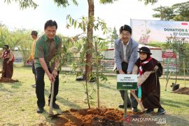 Gunma Park Jepang beri bantun TSI untuk konservasi satwa liar Indonesia