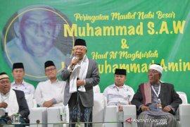Ma'ruf Amin: Kemiskinan hampir bawa orang pada kekafiran