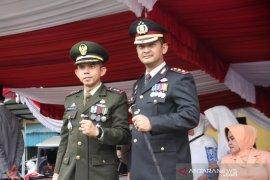 Dandim Gorontalo memaknai Hari Pahlawan warisan menjalin persatuan