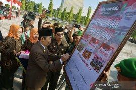 Komik tentang sejarah perjuangan rakyat Riau diluncurkan bertepatan Hari Pahlawan