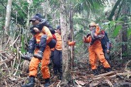Dua pendaki cedera dan kelelahan di Gunung Klabat  Sulut