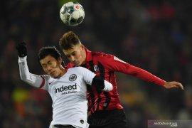 Liga Jerman, Freiburg kembali ke jalur kemenangan setelah tundukkan Frankfurt