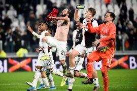 Klasemen Liga Italia, Juve kembali ambil pucuk klasemen dari Inter