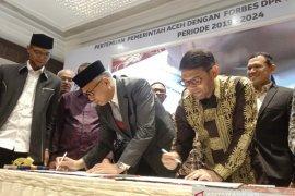 Pemerintah Aceh dan DPR RI perjuangkan dana otsus agar permanen