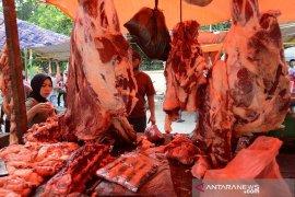 Permintaan daging segar di Aceh menurunkan