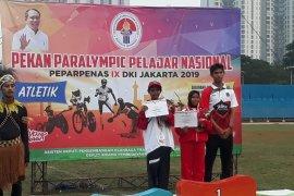 Maluku kirim 12 atlet difabel ikuti Peparpenas IX di jakarta