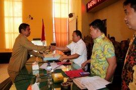 Wali Kota Pematangsiantar sampaikan R-APBD 2020