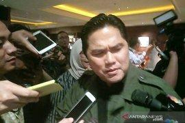 Tanggapan Erick Thohir pasca-tertangkapnya karyawan Krakatau Steel oleh Densus 88