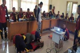 Polbangtan Bogor gandeng PMI gelar Diklatsar Korps Sukarela Mahasiswa
