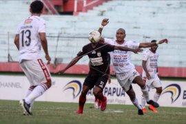 Bali United imbang lawan Persipura
