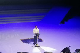 Jokowi: Jangan kufur  nikmat, ekonomi kita masih tumbuh