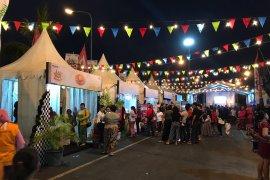 """ASDP selenggarakan """"pesta rakyat""""  di Padangbai"""