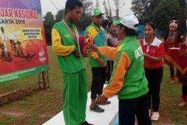 Atletik sumbang medali pertama bagi Sumut di Peparpenas