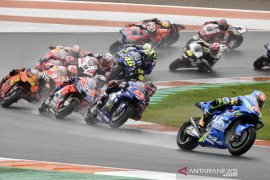 Menuju pertempuran terakhir MotoGP di Valencia