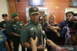 Kodim 0909/Sangatta terima calon prajurit