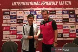 Timnas U-22 Indonesia  versus Iran berakhir imbang 1-1
