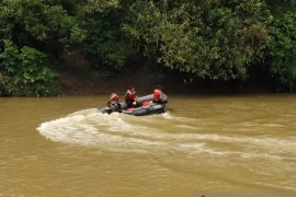 TNI-Polri sisir Sungai Belawan antisipasi pembuangan bangkai babi