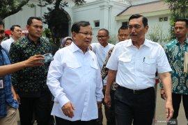 Menhan Prabowo pelajari kemungkinan kepulangan Habib Rizieq