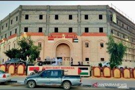 Pembangunan Rumah Sakit Indonesia di Gaza tetap berlanjut meski pandemi
