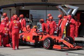 Leclerc akan diganjar penalti  di Grand Prix Brasil