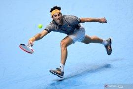 Thiem geser Federer di peringkat tiga dunia