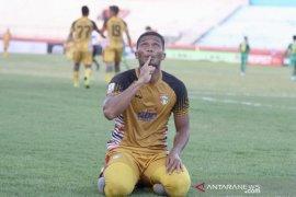 Delapan besar Liga 2: Mitra Kukar vs Sriwijaya 1-0 di babak pertama