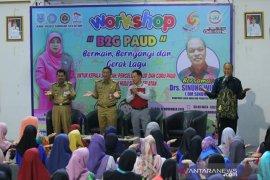 Workshop B2G tingkatkan kualitas guru PAUD