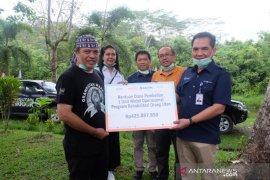 PKT serahkan mobil operasional penyelamatan orangutan ke BOSF