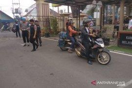 Polda Jambi perketat penjagaan pasca bom bunuh diri di Medan