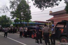 Keterangan saksi ledakan bom bunuh diri di Polrestabes Medan