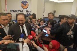 Terkait bom Medan, Surya Paloh: Ini peringatan bagi kita semua