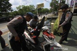 Perketat Pengamanan Polsek Banjarmasin Timur