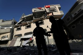 Berita dunia - Jihad Islam sepakati gencatan senjata dengan Israel, Gaza sepi