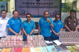 Deputi BNN sebut TPPU kejahatan narkoba melibatkan jaringan internasional