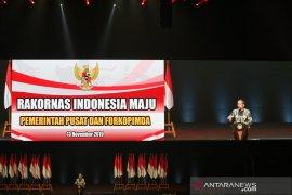 "Presiden Jokowi minta kepala daerah ""tutup mata"" memproses izin"