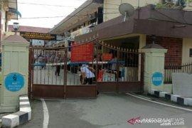 Bom bunuh diri terjadi di Polrestabes Medan