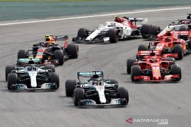 Statistik Grand Prix pada balapan akhir di Brasil