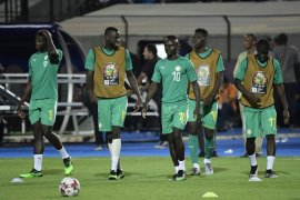 Hasil kualifikasi Piala Afrika : Senegal menang tanpa gol Mane