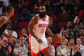 Basket, NBA - Harden pimpin Rockets tundukkan Clippers